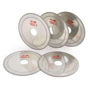 AMSAMOTION PARA 3 uds taladros de corona de sierra de diamante recubiertos de diamante broca de vidrio 1//2 pulgada De 12 mm
