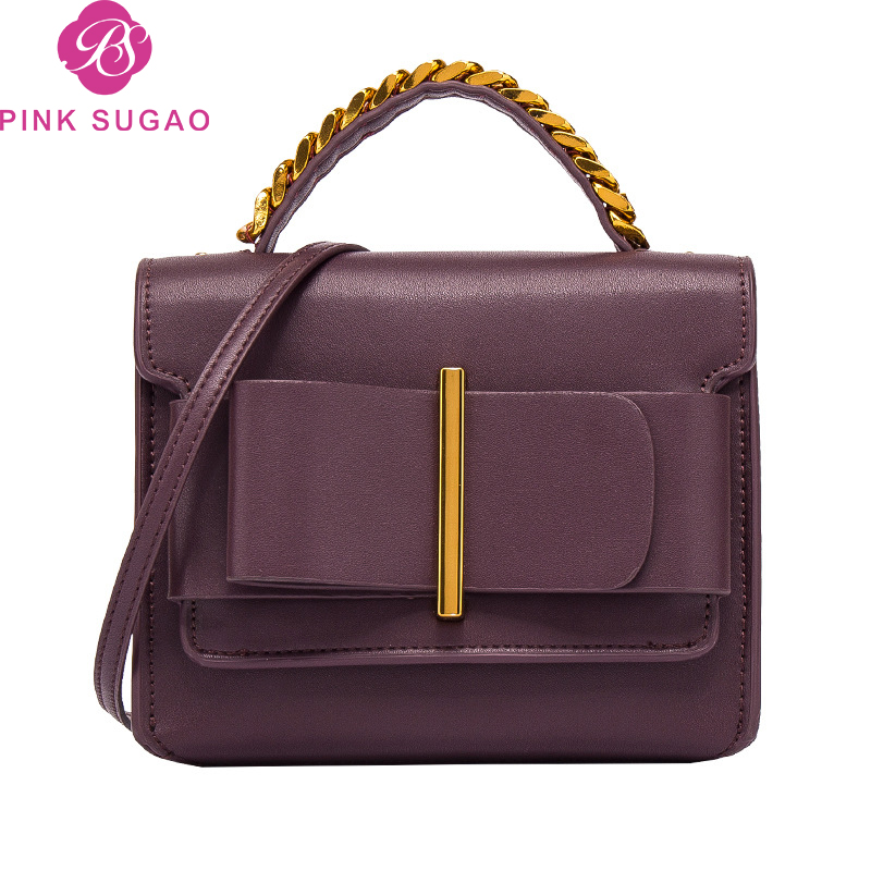 Pink sugao luxury handbags women bags designer purse 2019 new fashion pu leather crossbody bag top quality chain messenger bagsPink sugao luxury handbags women bags designer purse 2019 new fashion pu leather crossbody bag top quality chain messenger bags