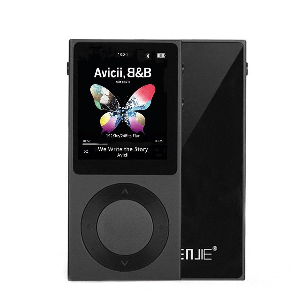 Lecteur MP3 d'origine BENJIE T6 Hifi Bluetooth 4.0 Portable DSD HiFi son lecteur de musique sans perte-prend en charge jusqu'à 256 go