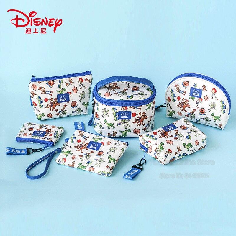 Sac portefeuille multifonction pour femmes | Véritable sac portefeuille Toy Story Disney, sac de soins pour bébé, mode sac de maman cadeau offre spéciale