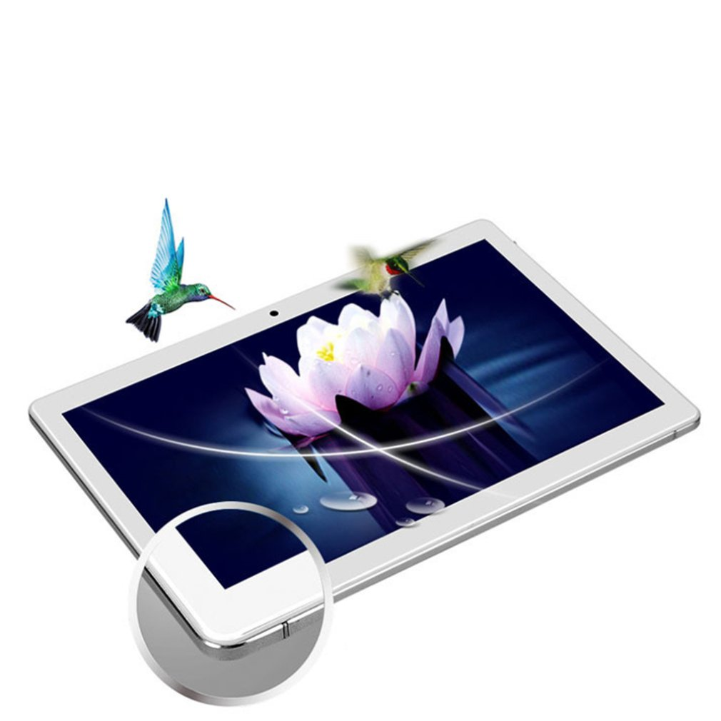 10.1 TFT écran bébé apprentissage Machine tablette 1G + 16GB Android 4.4.2 double caméra enfant ordinateur portable enfants