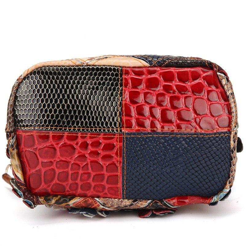mulheres bolsa do homensageiro das Key Word 2 : Leather Crossbody Bag