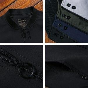 Image 5 - COMLION Mens ฤดูใบไม้ผลิแจ็คเก็ตและเสื้อโค้ทสีทึบเสื้อลำลองผู้ชายขายร้อนแจ็คเก็ต Jaqueta Masculina เอเชียขนาด SLIM FIT c34