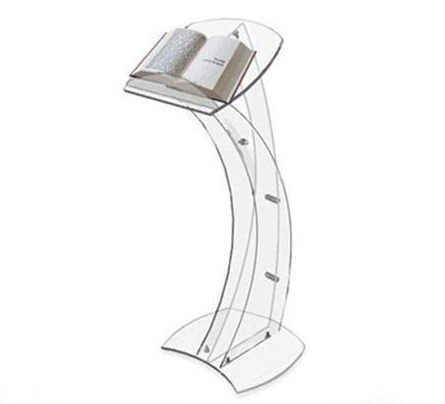 Hot Sell Hot sale Free Shiping Customized Acrylic Church Lectern / Pulpit / Lectern / Podium cheap church podium