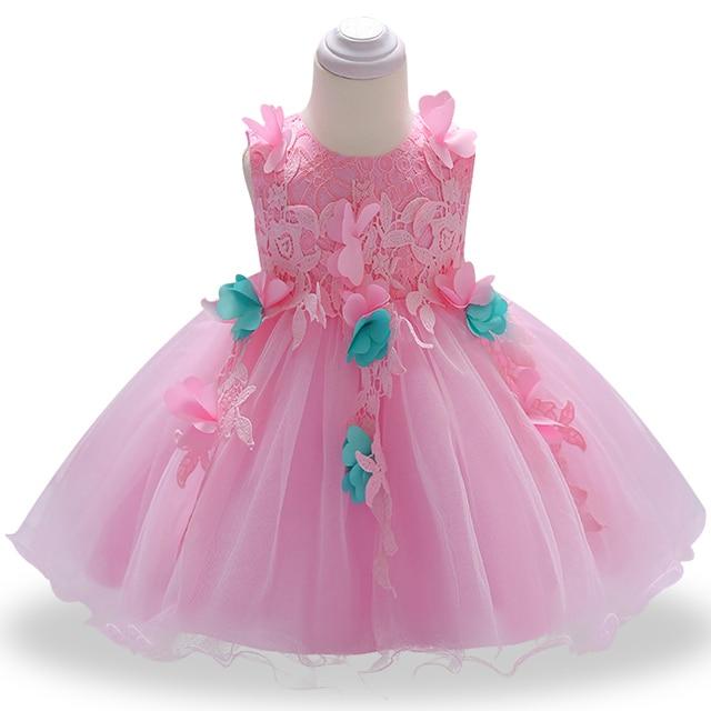 Aliexpress.com : Buy 2018 summer Baby Dress Newborn Girl Dress ...