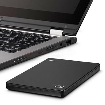 Seagate 1TB 2TB 4TB Backup Plus Slim External Hard Drive USB 3.0 2.5″ Portable Hard Disk Drive HDD For Desktop Laptop Server External Hard Drives