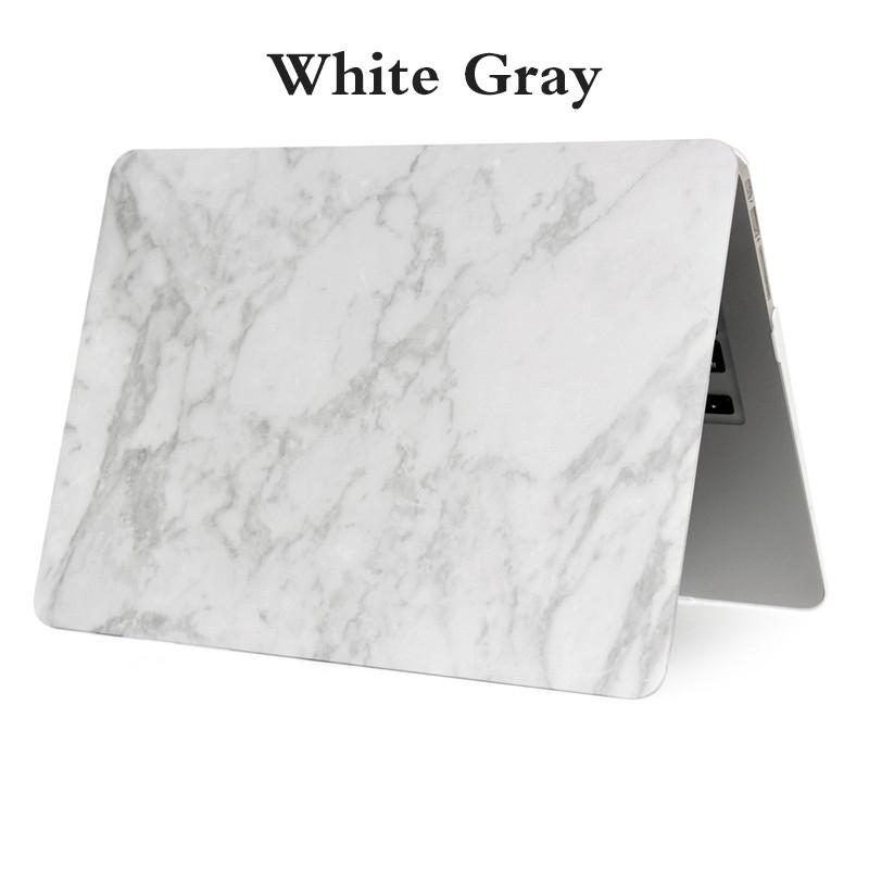 EGYAL Marble Matte Hard Case for MacBook 43