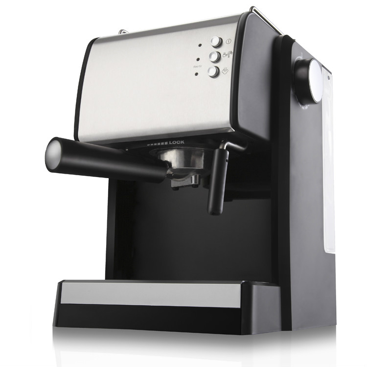 Espresso Coffee Maker Semi-automatic espresso machine for commercial pressure steam coffee can be Suckling Semi-Automatic free shipping the espresso machine use commercial semi automatic instant steam double charged coffee machine