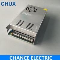 12V 24V 36V 48V Switching Power Supply 500W Power Supply 110 220V AC to DC Switcihng Power Supply Adjusta for LED Strip Light