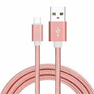Image 5 - USB typu C Nylon szybka ładowarka przewód do huawei p9 p10 p20 mate 10 pro lite samsung Galaxy S10 S10e s8 S9 a3 a5 a7 2017