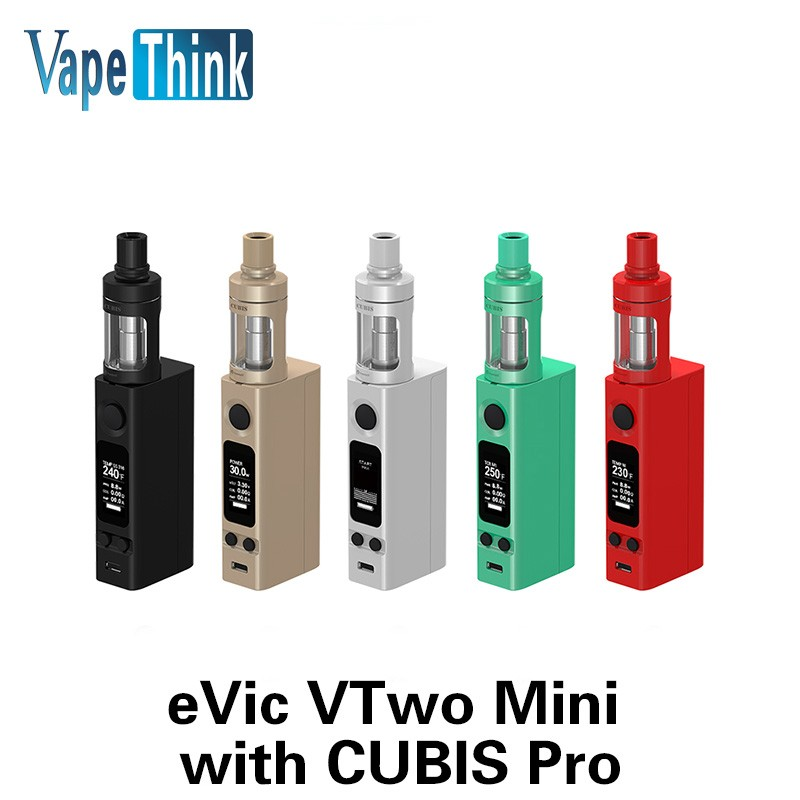 eVic VTwo Mini with CUBIS Pro-6(1)