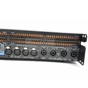 Image 4 - Di alta qualità 4 Canali 4x2500 Watt Classe FP 10000q Line Array Sistema Audio Audio Professionale Della Discoteca del Dj di Alimentazione amplificatore FP10000Q