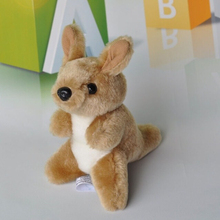 Stuffed animal  wallabies dolls  plush toys baby  gifts