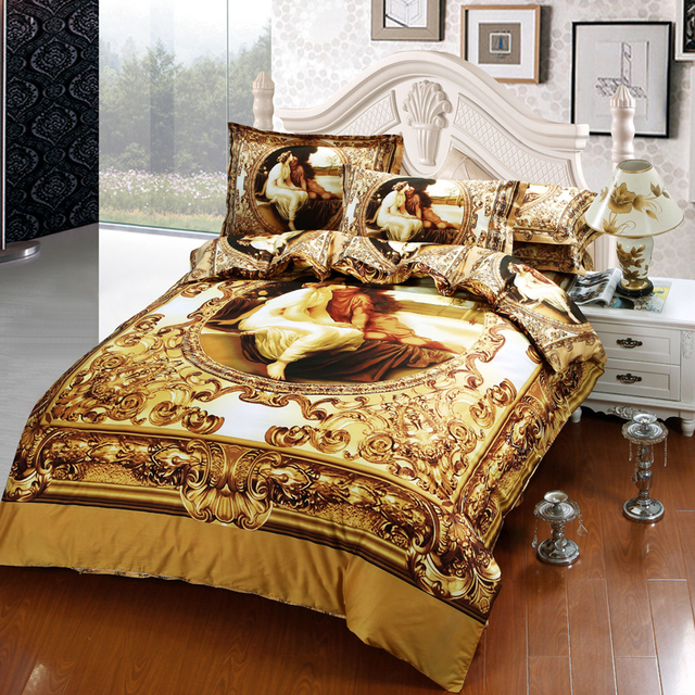 Beauty And The Beast Bedding King