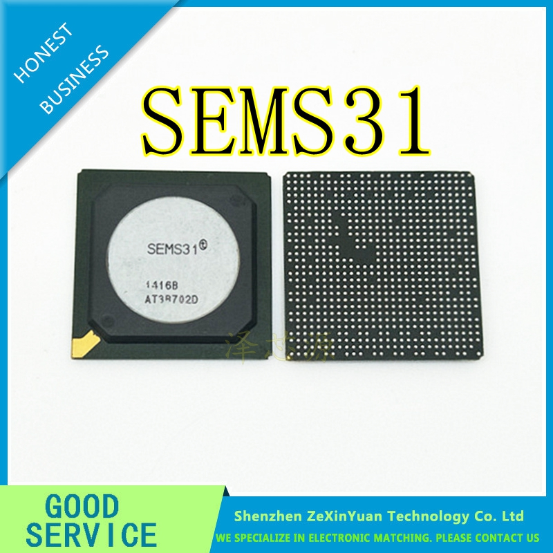 2PCS/LOT SEMS31 BGA Original IC Best quality-in Battery Accessories & Charger Accessories from Consumer Electronics