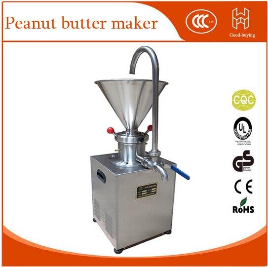 commercial peanut butter maker stainless steel peanut make machine nut butter grinder machine maker sesame butter