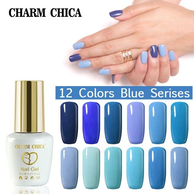 Aliexpress.com : Buy CHARM CHICA UV Gel Nail Polish 6ml