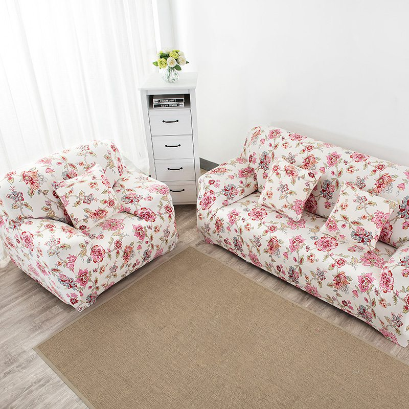 Sofa Free Delivery: Free Shipping Cover Sofa Elastic Couch Sofa Cover