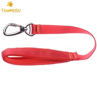 58cm Short Nylon Dog Pet Leash Lead For Daily Walking Quick Release Lead Collars For Dog