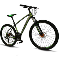 bicycle Mountain Bike 27 Speed 29 Inches bikes 29 road bicycles Resistance Rubber bike speed Male mechanical disc brakes