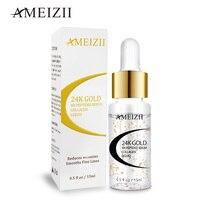 AMEIZII 24K Gold Six Peptides Serum Hyaluronic Acid