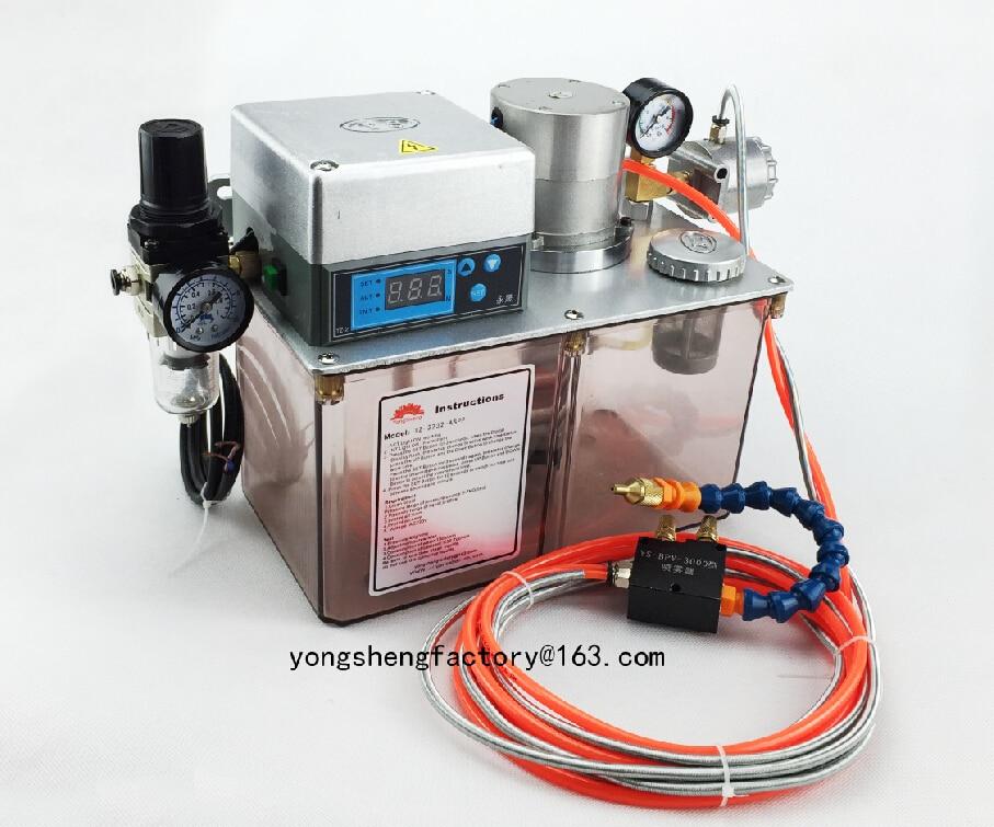 Cool Mist Coolant Tank System : Aliexpress buy l tank gear pump drive metal cutting