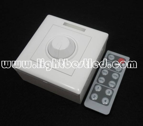 12-key Infrared Dimmer,DC5V,6V,12V,24V,12-key Infrared Dimmer Is a dedicated intelligent LED lighting dimmer controls, Adopt the