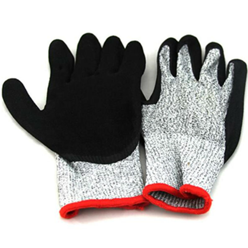 Stainless Steel Wire Mesh font b Safety b font font b Gloves b font Cut Resistant