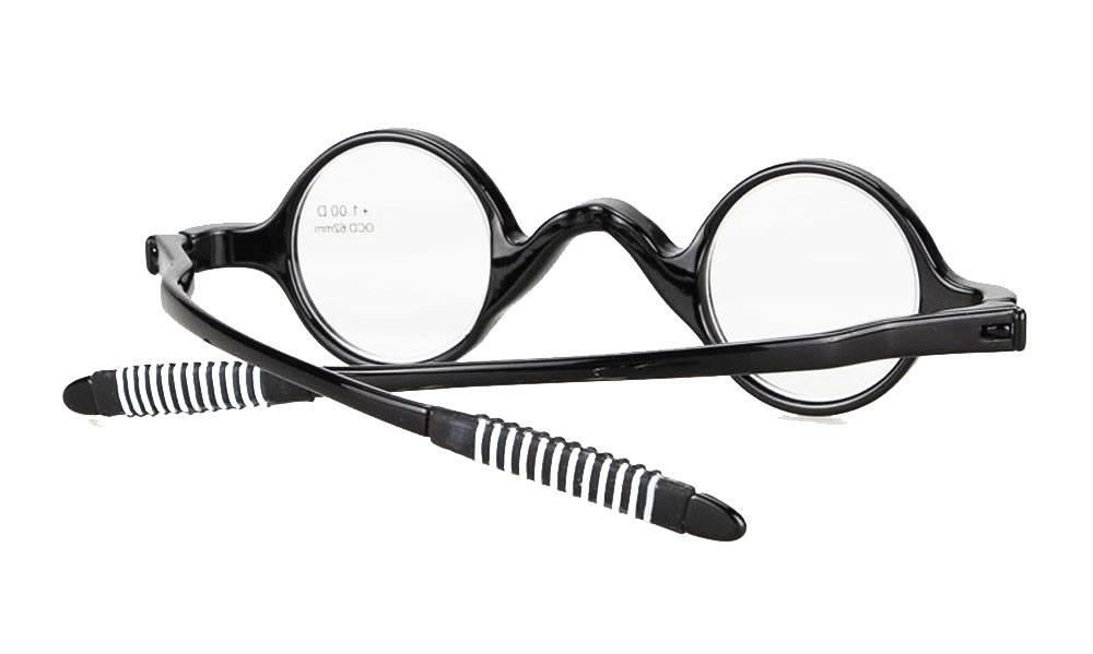 3ea4eb97af Agstum TR90 Small Round Flexible Eyeglasses Vintage Retro Reading Glasses  Reader +1 +1.5 +2 +3 +4-in Reading Glasses from Apparel Accessories on ...