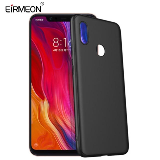 Soft TPU For Redmi 6A Case Redmi 4X 4A S2 6 5 Plus Note 4X 5 Pro 5A For Xiaomi Mi 6X A2 Mix 2 8 5X Matte Frosted Silicon Cover