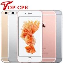 Оригинальный 6S разблокированный Apple iPhone 6S смартфон 4,7 «IOS 16/64/128 ГБ ROM 2 Гб RAM 12.0MP двухъядерный A9 4G LTE б/у мобильный телефон
