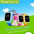 Torntisc GPS Дети Безопасный Smart Watch Q80 Поддержка SOS WI-FI Вызова Расположение Устройства Трекер Анти Потерянный Монитор ПК Q90 Q60