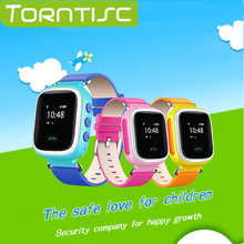 Torntisc GPS Kids Safe Smart Watch Q80 Support SOS WIFI Call Location Device Tracker Anti Lost Monitor PK Q90 Q60