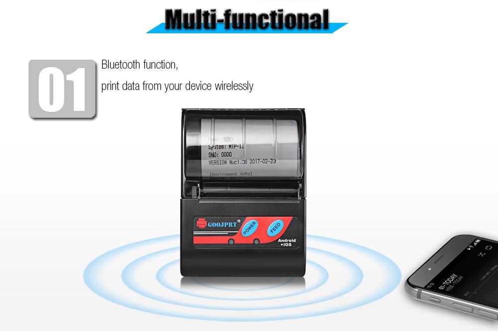 MTP 2 Bluetooth Mini wireless thermal printer portable printer (11)