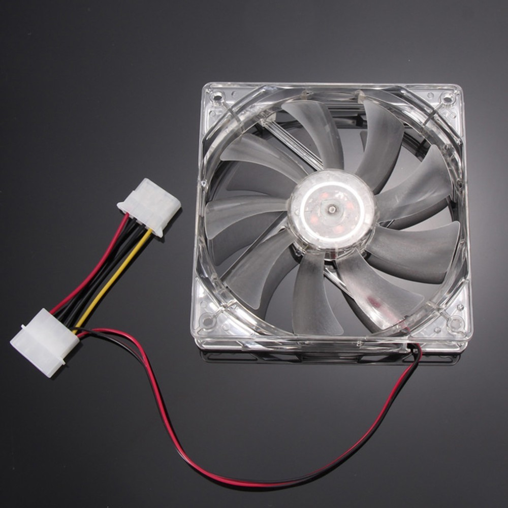 120mm Cooling Fan With 4 LEDs 6
