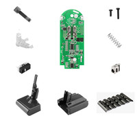 Battery protection board PCB Board and Case housing for Dyson v8 with Socket and Switch