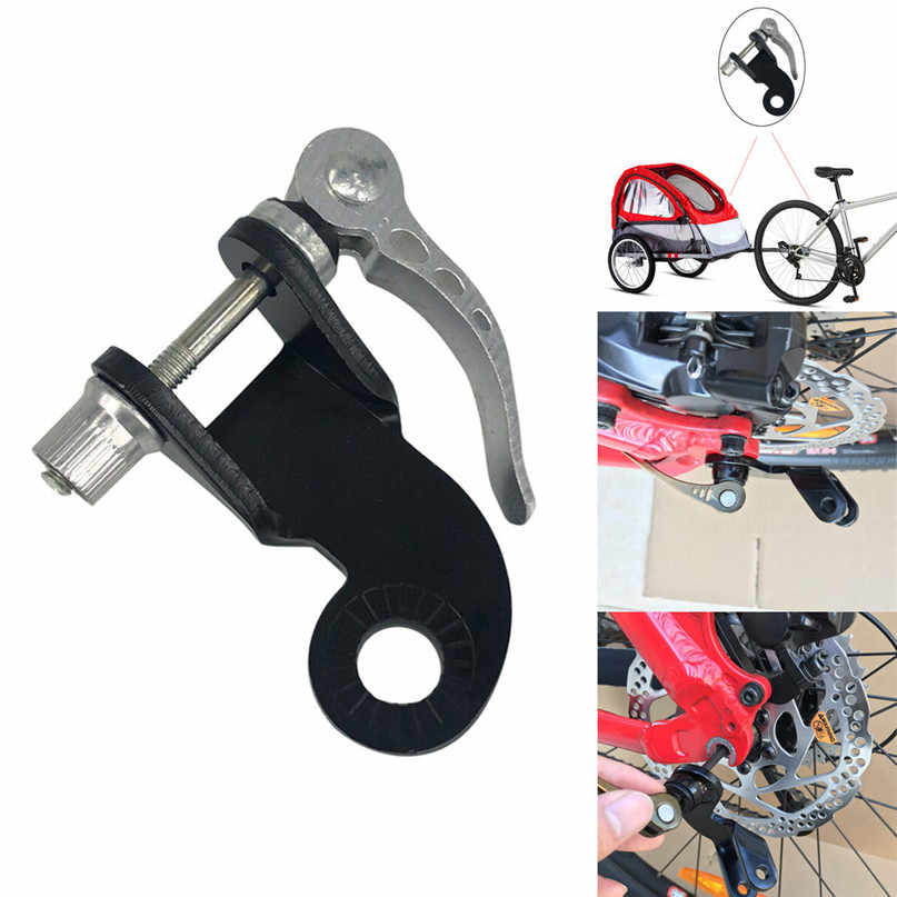 Detail Feedback Questions About Steel Bicycle Bike Trailer Coupler