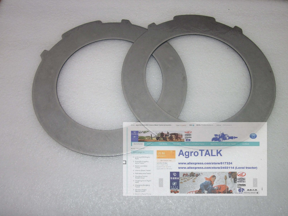Foton Lovol FT304 404 454 TB504, the set of friction discs, retainers and O rings, part number: FT300.43.101/105/011 ft304 31f 138 ft304 31f 131 the mid driving bevel gear and main bevel gear for foton lzt tractor ft304 454 lzt304 lzt454