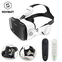 Original BOBOVR Z4 3D Glasses Google Cardboard Helmet Virtual Reality Headset Box BOBO VR Mini For
