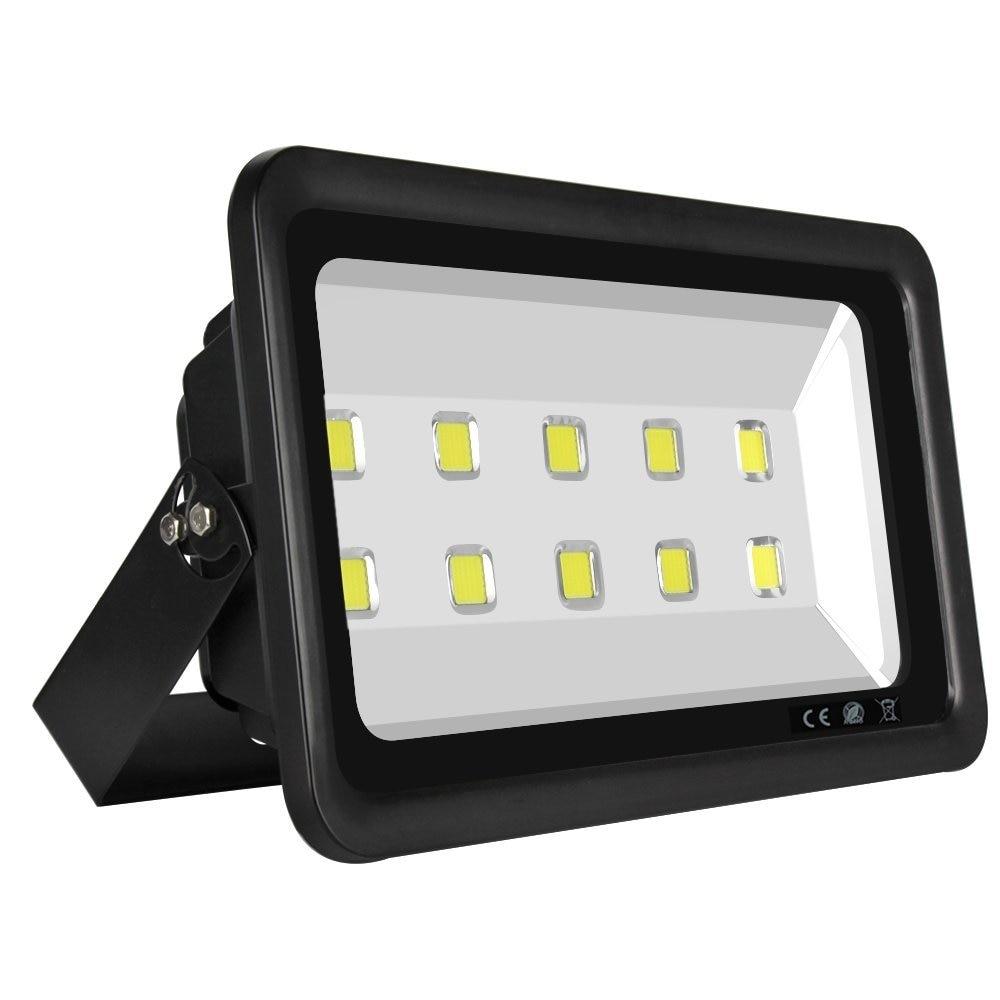 LED Floodlight 400W 500W 600W Warm / Cold White Flood Lighting waterproof IP65 LED Flood Lights