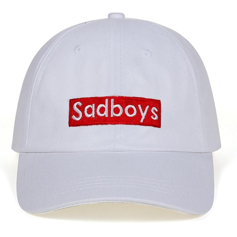 168eabec8b8 New sad boys letter dad hat cotton baseball cap women men jpg 800x800 Sad  boys snapback