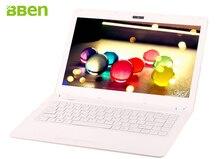 Bben Windows 10 Notebook Ultrabook Intel N3150 Dual Core 1.60-2.08Ghz CPU RAM4G+EMMC32GTF Card 2.5″Sata HDD Computer White color