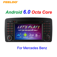 7″ inch Android 6.0 (64bit) DDR3 2G/32G/4G LTE Octa Core Car DVD GPS Radio Head Unit For Mercedes Benz R W251(2006 Onwards) R280