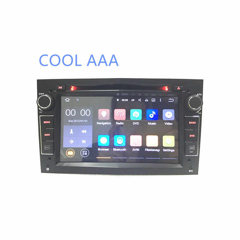Android 7 1 2 car dvd playe for Opell Interchangeable / Vauxhall Corsa  /Antara /Astra /Zafura/ Vectra /Opel Meriva/Opel Vivaro