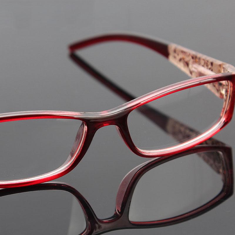 Bloemen Leesbril Strass Dames Gafas de Lectura Brilmonturen Luxe Mode - Kledingaccessoires - Foto 5