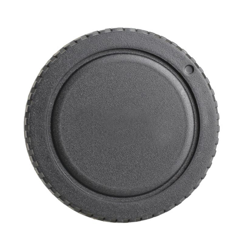 Camera Body Cap Cover Camera Lens Cap Black Plastic High Quality for Canon Eos 1100D 1000D 600D 550D 500D 450D 1D 7D 5D 5DII