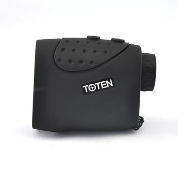 TOTEN 6x21C2 1000 Meter Laser Rangefinder USB Rechargeable lithium Battery Hunting Golf Laser Range Finder 2