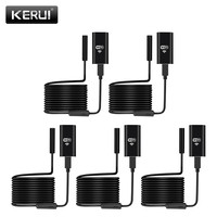 Wholesale KERUI Endoscope Camera Waterproof Wifi Endoscope USB Soft Wire 8mm Borescope Camera For Android PC IOS Endoscope