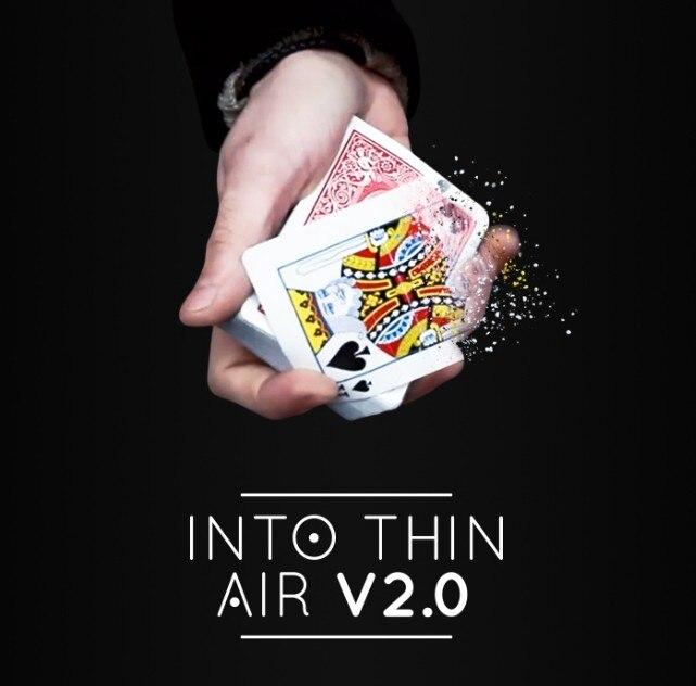 Into Thin Air V2.0 By Sultan Orazaly Magic Tricks