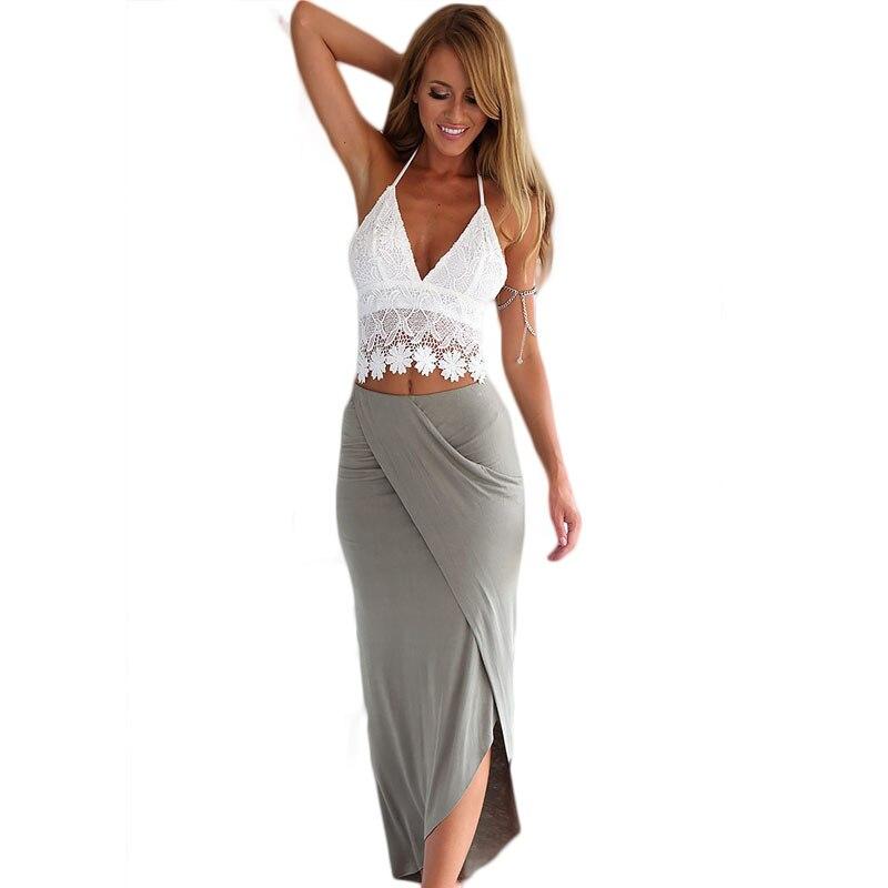 Hot Sale Summer Style Women 2 Pieces Set Fashion Designer -1008